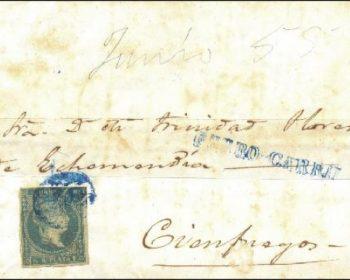 El correo por Ferrocarril en la Cuba Colonial2.