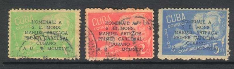 La poco común sobrecarga privada en homenaje al primer Cardenal de Cuba