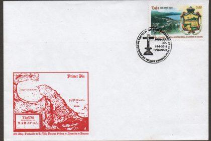 2011-SPD-Aniversario 500 de Baracoa